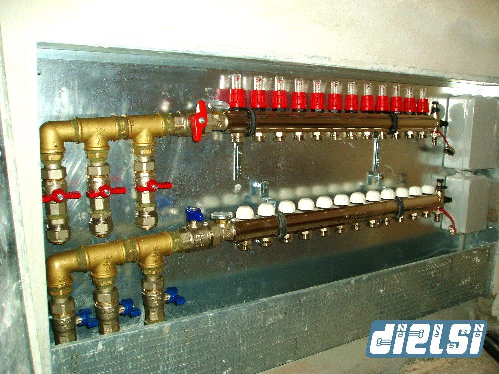 Idrosanitari, Progettazione, Installazione, Impianti Idrici e Sanitari