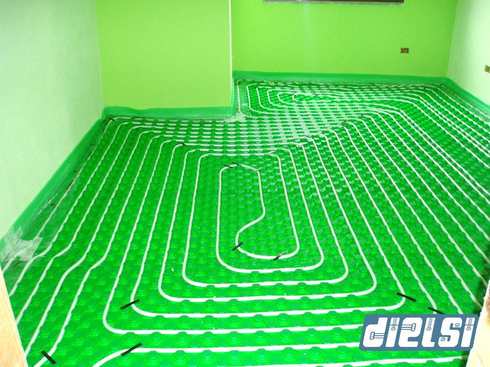 Riscaldamento a Pavimento Comfort e Risparmio Energetico