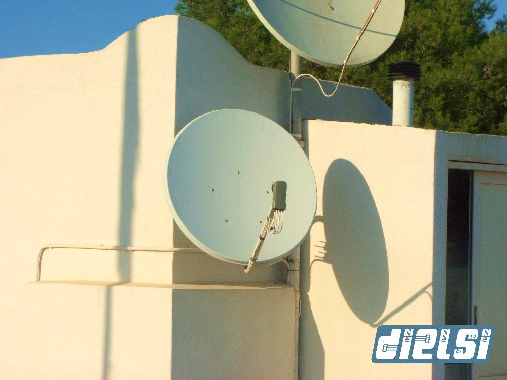 Tv/Sat - Impianti Antenna Terrestri Satellitari Iptv